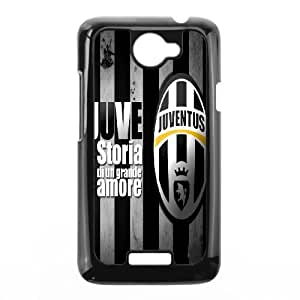 FC Juventus logo For HTC One X Csae protection phone Case FX228169