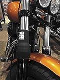 Shock Sox Street Bike Shock Sox 6C-BLACK