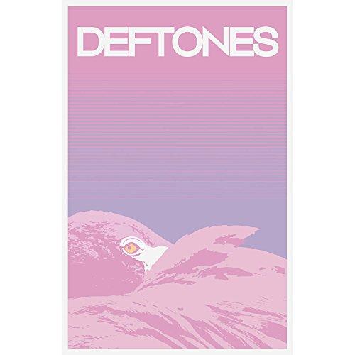 - Deftones Poster Flag