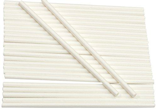 Cybrtrayd Paper Lollipop Sticks, 8-Inch by 11/64-Inch, Case of 5300 by CybrTrayd