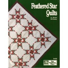 Feathered Star Quilts Pbn B 92