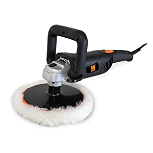 WEN 948 10 Amp Variable Speed Polisher with Digital Readout, 7""