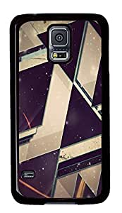 Samsung Note S5 CaseAbstract Triangles PC Custom Samsung Note S5 Case Cover Black