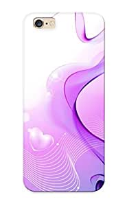 Guidepostee Iphone 6 Plus Well-designed Hard Case Cover Hearts All Over Protector For New Year's Gift