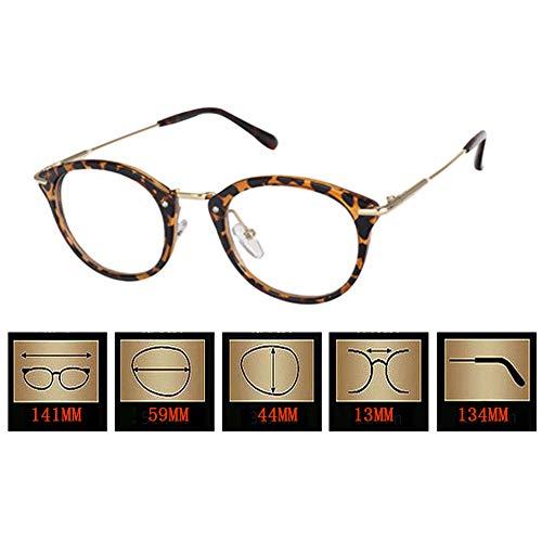 Métal Femmes Léopard Eyeglasses Téléphones Radiation Hommes Jeu Impression Chat Optique Lunettes Anti Uv Cadre Goyajun Pont Eyewear Oeil Goggle dw6TYdxf