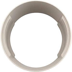 doublesmt 5 Inch Thread Portable A/C AC Air Conditioner Exhaust Hose Coupler/Coupling/Connector, Support Clockwise/Counter-clockwise Thread, AC Hose Coupler Coupling Extension