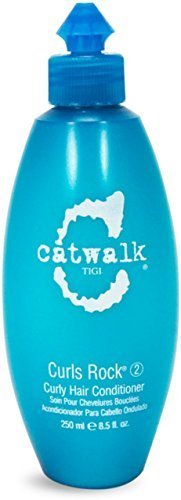 TIGI Catwalk Curls Rock Curly Hair Conditioner, 8.5 Ounce by (8.5 Ounce Curls Rock)