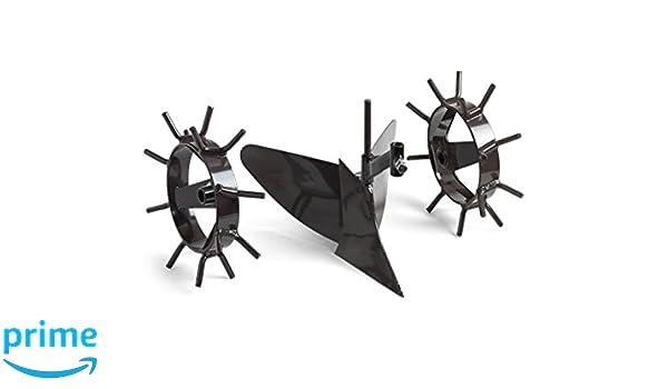 Husqvarna 577702001 - Kit aporcador con ruedas metálicas ...