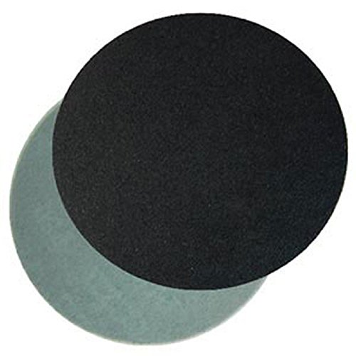 UPC 630125234099, 5 Inch 600 Grit Silicon Carbide Sanding Disc, Hook and Loop Backed - 10 Pack