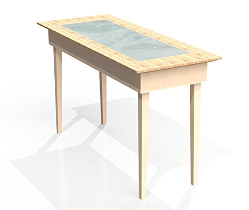 Discrete Drawer Table