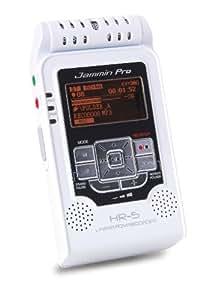 Jammin grabadora HR-5, blanco