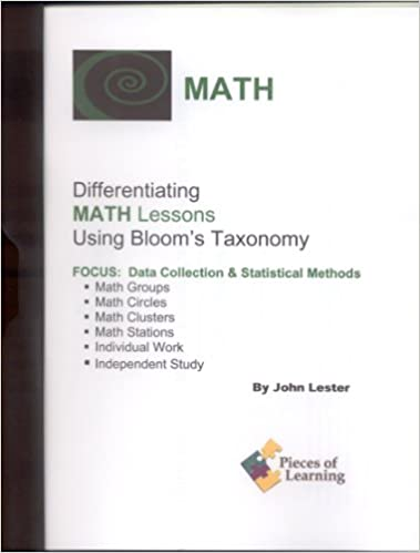 Differentiating Math Lessons Using Bloom S