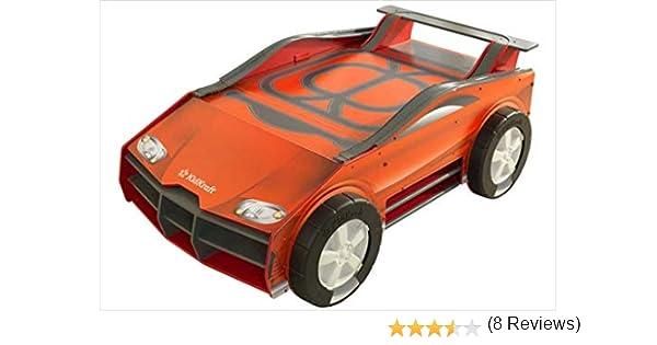 KidKraft 18027 Mesa de juegos infantiles de madera Speedway Play N Store: Amazon.es: Juguetes y juegos