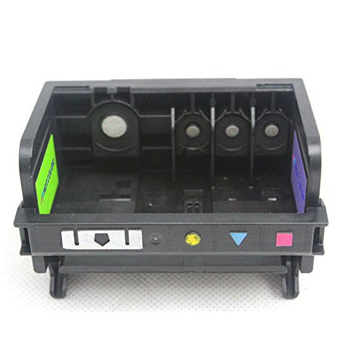 HOTCOLOR Remanufactured 4-Slot 564 Printhead For 3521 3522 4610 4622 5512 5515 6510 6512 6515 6520 6525 B209a B210a (Magenta Printhead Model)
