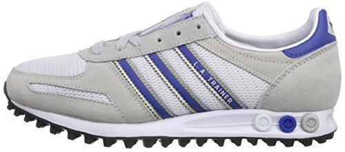 Solid Basse Royal Grey La lgh Grigio Sneaker collegiate White Uomo ftwr Adidas Trainer twFC0xqxv