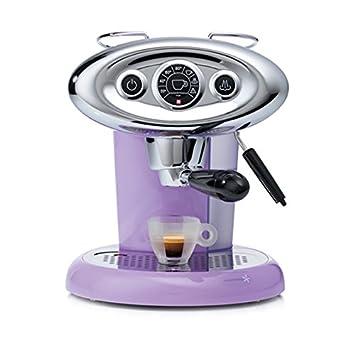 illycaffè X7.1 Máquina espresso de cápsulas 0.8 litros, Plástico, Lila: Amazon.es: Hogar