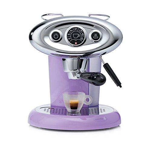 Illycaff/è Sunrise Iperespresso X7.1 Machine /à expresso /à Capsules lilas