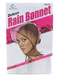 Dream Rain Bonnet Plastic #0147 (Pack of 12)