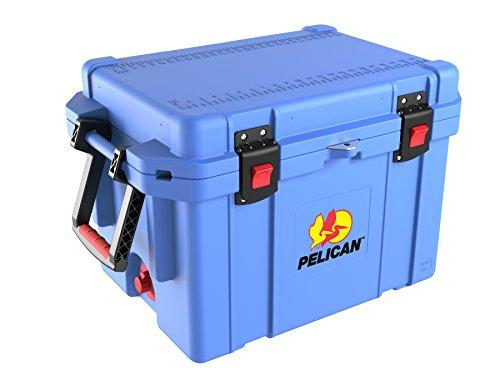 Pelican Elite 45 Quart Cooler (Light Blue)