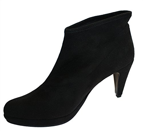 24496 Ankle Black Boots CHILLANY nbsp;Microfibre 7qwHxnpS