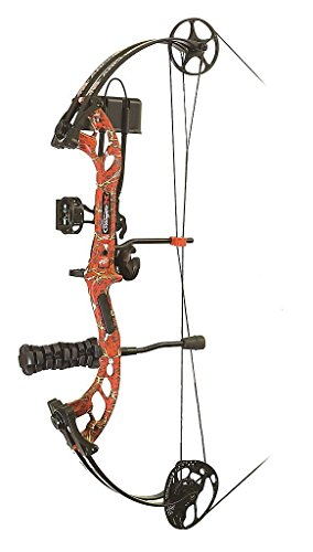 New 2016 PSE Stinger X RTS 60# RH Compound Bow Package Red S
