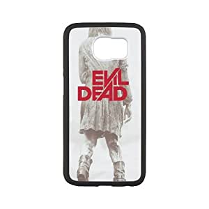 Samsung Galaxy S6 Cell Phone Black The Evil Dead 218y-014491