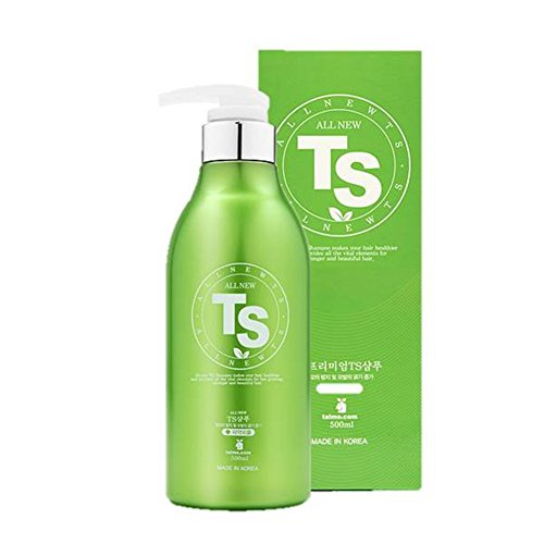 Premium TS Shampoo Anti-Hair Loss Shampoo 500ml/Best Hit Item/w Gift Sample