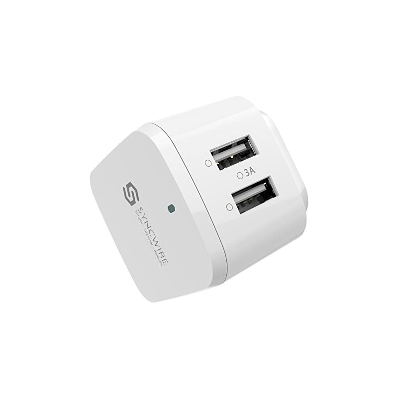 Fast Charging Travel Wall Charger - Sync