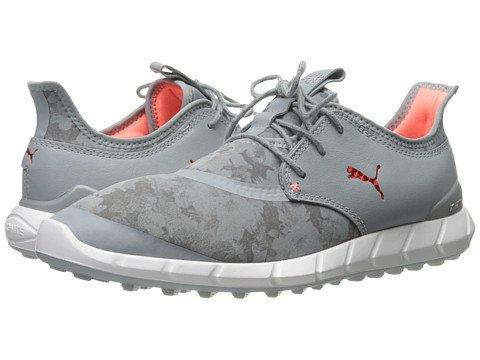 多様なとにかく矩形(プーマ) PUMA レディースゴルフシューズ?靴 Ignite Spikeless Sport Floral [並行輸入品]