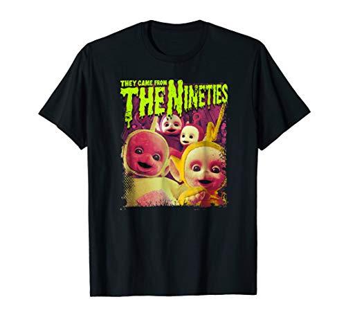 Teletubbies Halloween - Teletubbies Adult T Shirt - Halloween