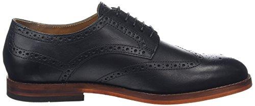 Hudson Talbot - Zapatos de vestir Hombre Negro