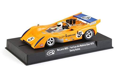 (Slot.it McLaren M8D #5 1st Can-Am Waktin 1970 1:32 Performance Slot Car)