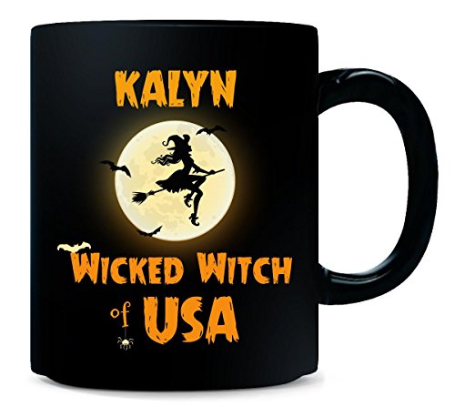 Kalyn Wicked Witch Of Usa Halloween Gift - ()