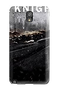 Galaxy Cover Case - The Dark Knight Rises 50 Protective Case Compatibel With Galaxy Note 3