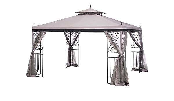 Sunjoy 110101110 - Cenador para exteriores: Amazon.es: Jardín