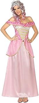 Adulto Costume da Travestimento Atosa 29013 Soggetto: Principessa T-1