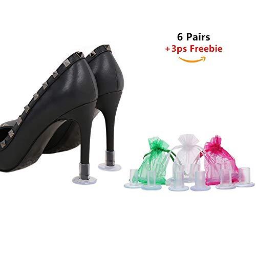 ad99fd9381d Rubber heel stoppers High heel protectors stiletto heel tips protect ...