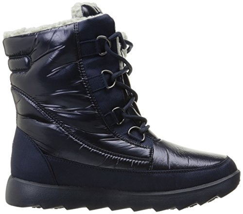 Winter from BOBS Skechers Mementos Women's Boot Cozy Navy Snow Cap 0qwHqnFA