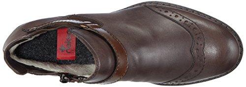 Rieker73464 - botas de caño bajo Mujer Marrón - Braun (teak/teak / 25)