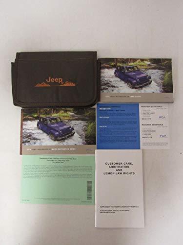 2018 Jeep Wrangler JK Owners Manual User Guide 18 (Wrangler Jeep Owners Manual)