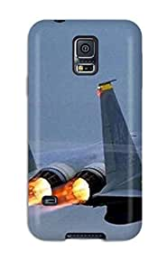 Bareetttt Case Cover Protector Specially Made For Galaxy S5 Aircraft8