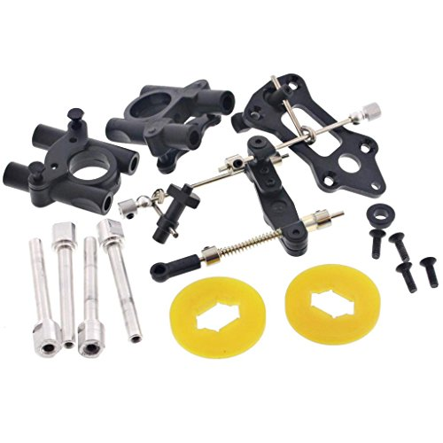 Hobao Hyper 7 TQ Ofna DISC BRAKES, CENTER DIFFERENTIAL TOP PLATE MOUNT LINKAGE