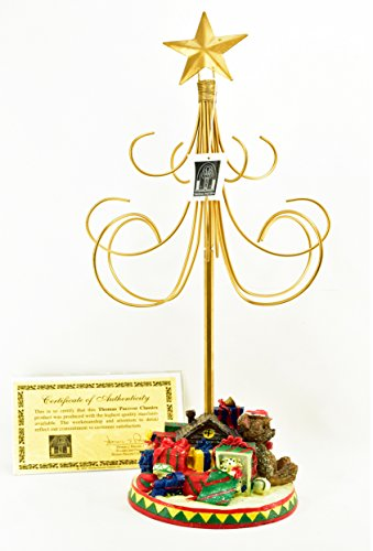 """Thomas Pacconi Christmas Tree Ornament Stand 21"""" Tall, used for sale  Delivered anywhere in USA"""