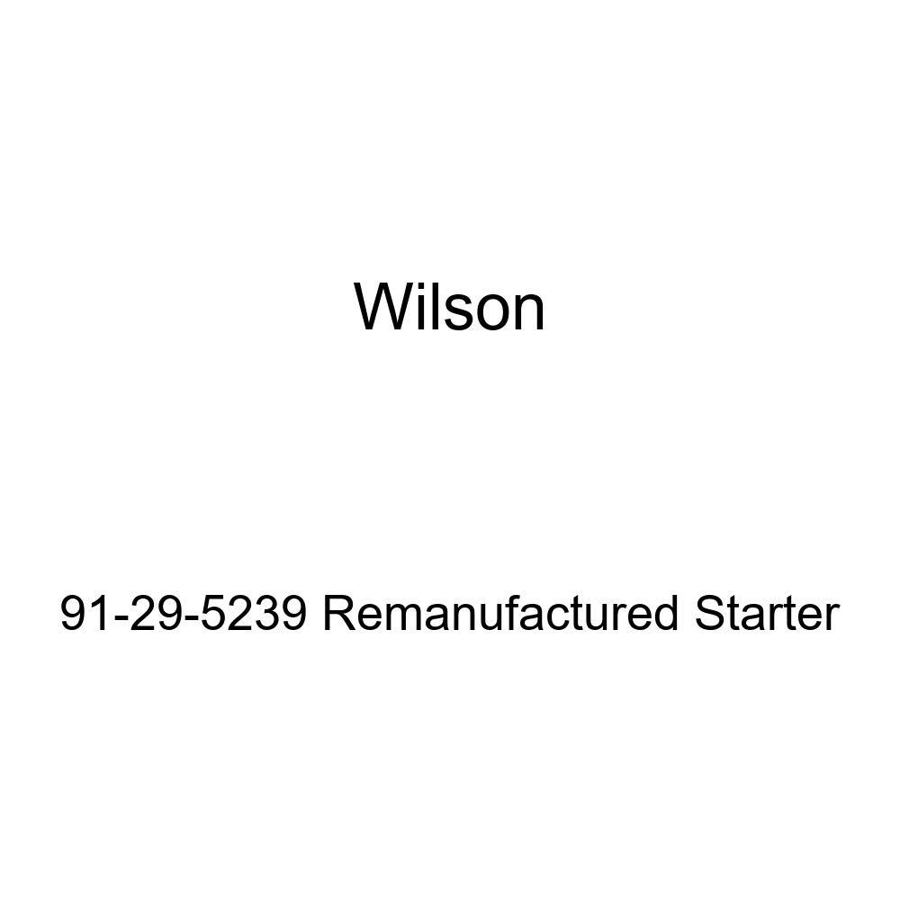 Wilson 91-29-5239 Remanufactured Starter