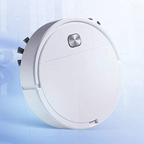 LIUCHANG Robot Intelligent Balayage, nettoyant ménager Paresseux, Mini-aspirateur Rechargeable liuchang20