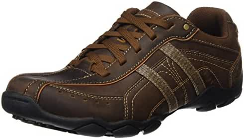 Skechers USA Men's Diameter-Guy Thing Oxford Sneaker