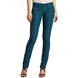 Diesel Women's Livier Super Slim Jegging 0661Q
