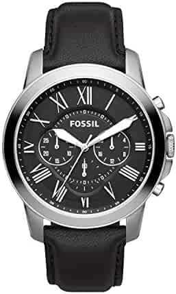 a921aa5ee Shopping Sport - Dial Color: Grey or Black - Fossil - Wrist Watches ...