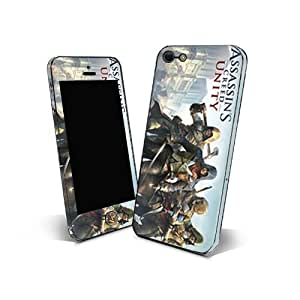 Skin Sticker 3m Cover Phone for Samsung Galaxy Note1 Protection Skin Design Assassin's NAUY13