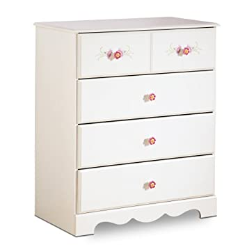 Amazon.com: South Shore Muebles, Juliette Collection, 4 ...